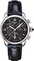 Certina Damen-Armbanduhr XS Chronograph Quarz Leder C025.217.16.057.00