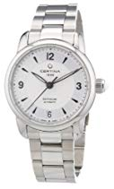 Certina Damen-Armbanduhr XS Analog Automatik Edelstahl C025.207.11.037.00