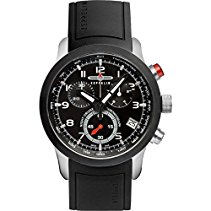 Zeppelin 7292-2 Herrenuhr Night Cruise Chronograph schwarz