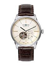 Zeppelin 7364-5 Herren-Uhr FlatLine Automatik