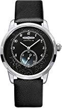 Zeppelin Damen-Armbanduhr Viktoria Luise Analog Quarz Leder 73332