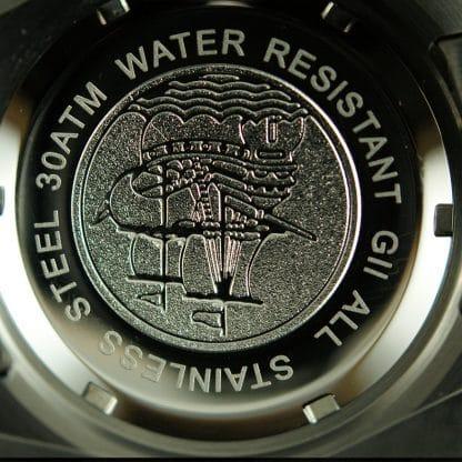 Wasserdichtigkeit bei Uhren