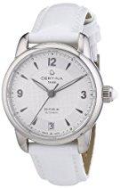 Certina Damen-Armbanduhr XS Analog Automatik Leder C025.207.16.037.00