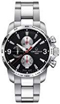 Certina Herren-Armbanduhr XL Chronograph Automatik Edelstahl C001.427.11.057.01