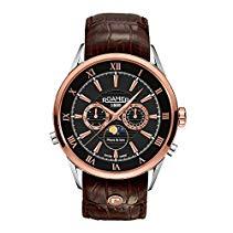 Roamer of Switzerland Herren-Armbanduhr Superior Moonphase Chronograph Quarz 508821 49 53 05