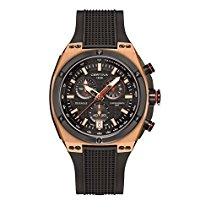 Certina Herren-Armbanduhr XL Chronograph Quarz Kautschuk C023.739.37.051.00