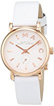 Marc Jacobs Damen-Armbanduhr XS Analog Quarz Edelstahl MBM1284