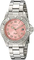 Invicta Damen- Armbanduhr Angel Analog Quarz