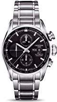 Certina Herren-Armbanduhr XL Chronograph Automatik Edelstahl C006.414.11.051.01