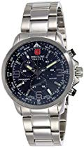 Swiss Military Hanowa Herren-Armbanduhr ARROW Chrono Analog Quarz Edelstahl 06-5250.04.007