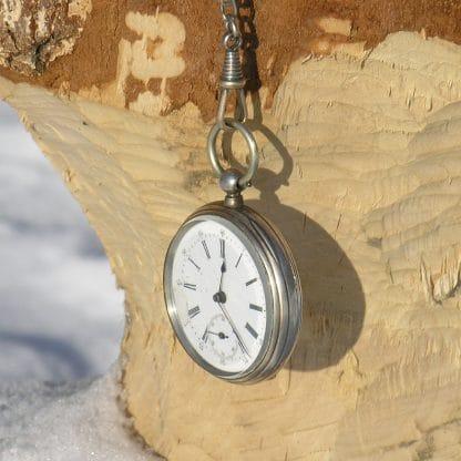 #mypieceoftime – Meine Vintage-Taschenuhr: An die Kette gelegte Grübelhilfe