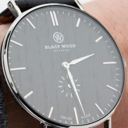 Black Wood Watches Mt. Belchen 40 Hands-on