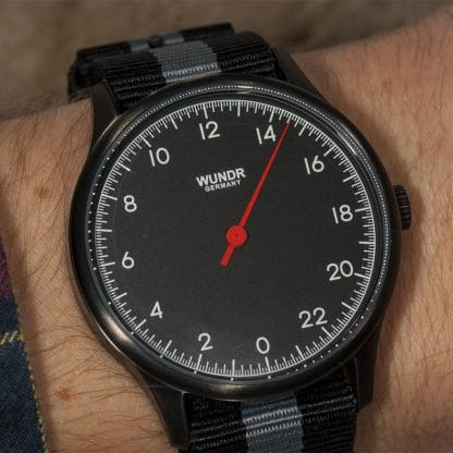 Wundrwatch Hands-on