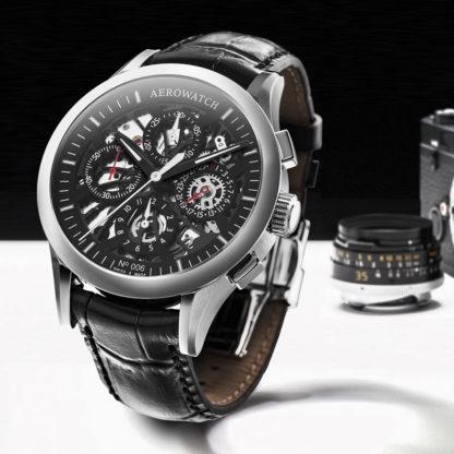 Baselworld 2017 Preview: Aerowatch Les Grandes Classiques Chronograph