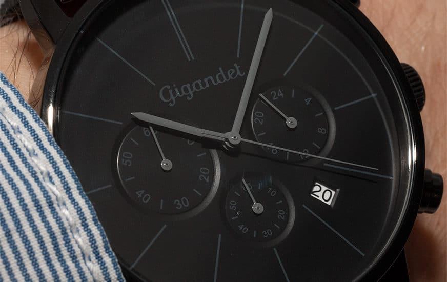 Gigandet Minimalism G32-008 Hands-on