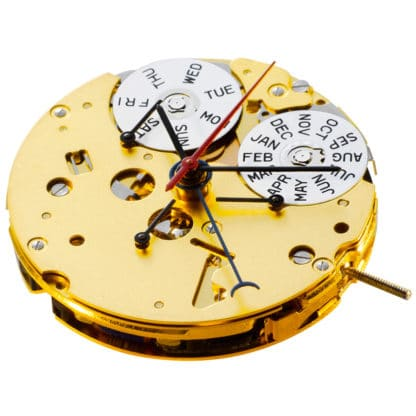 Ronda Uhrwerke mit Sinn für und Reputation in Quarzantrieben