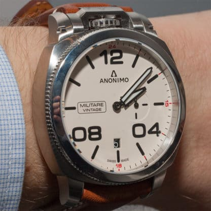 Anonimo Militare Vintage Hands-On