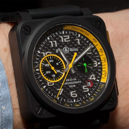 Bell & Ross BR 03-94 und BR X1 RS17 Automatic Hands-On