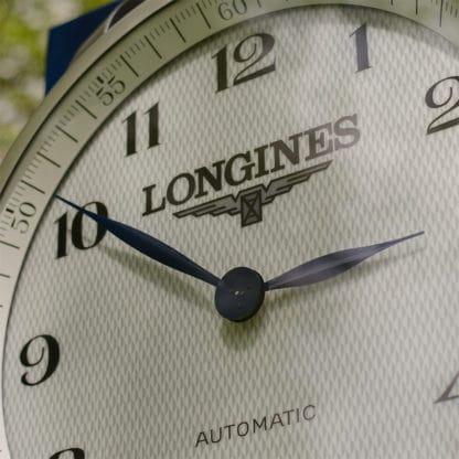 Longines Positioning System: präzise und innovative Zeitmessung
