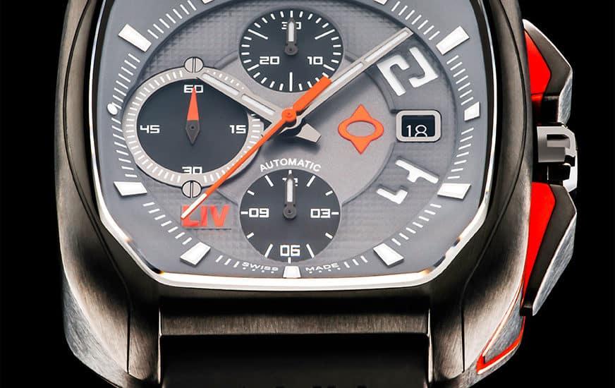 LIV Rebel Automatic Swiss Made Armbanduhren