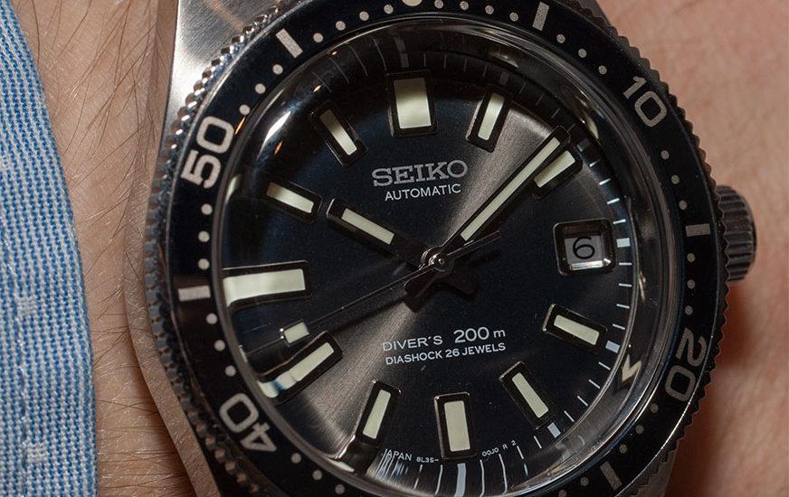 Seiko Prospex SLA017 Hands-On: Rerelease der ersten Seiko Taucheruhr von 1965