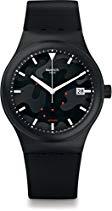 Swatch Herren Armbanduhr Digital Automatik Silikon SUTA401