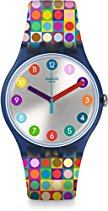 Swatch Damen-Armbanduhr SUON122