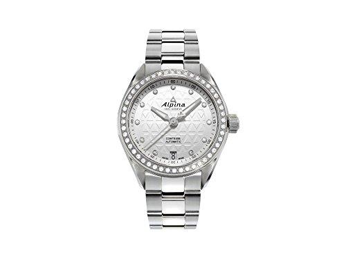 Alpina Geneve Comtesse Automatic Damen Automatikuhr mit echten Diamanten