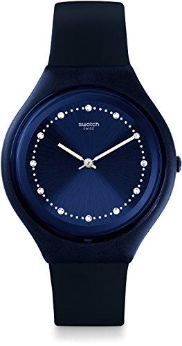 Swatch Unisex Erwachsene-Armbanduhr SVUN100