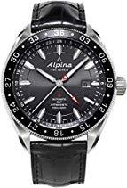 Alpina Geneve Alpiner GMT 4 AL-550G5AQ6 Herren Automatikuhr 2. Zeitzone