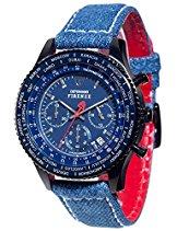 DETOMASO Herren-Armbanduhr Firenze Chronograph Quarz DT1071-C