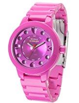 DETOMASO Damen-Armbanduhr Analog Quarz DT3018-C