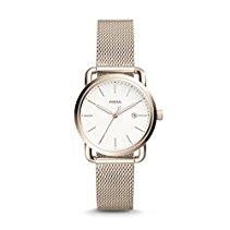 Fossil Damen-Armbanduhr die Commuter es4349