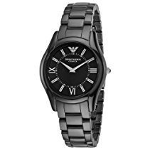 Emporio Armani Damen-Armbanduhr XS Analog Quarz Keramik AR1441