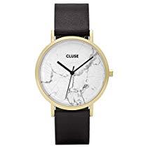 Cluse Damen Armbanduhr Analog Quarz Leder CL40003